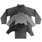 Yankee Knitter Designs 21 Roll Raglan for Children & Adults